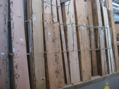 Recycled lumber-Wormwood-Trinity River Marine