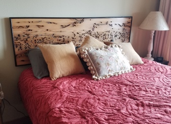 Sherry R Headboard
